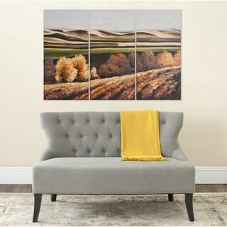 Safavieh Harvest Dreams Triptych Canvas Wall Art