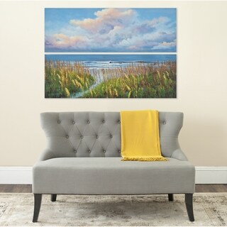 Safavieh Beach Walk Diptych Canvas Wall Art