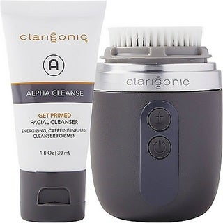 Clarisonic Men's Grey Alpha Fit Sonic Cleansing System