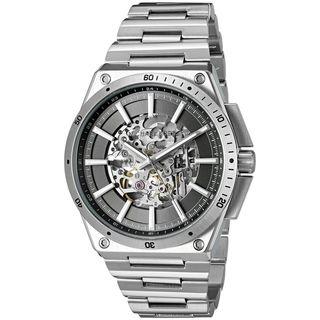 Michael Kors Men's MK9021 'Wilder' Automatic Stainless Steel Watch