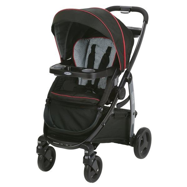 graco modes click connect stroller free shipping today overstock 18800435. Black Bedroom Furniture Sets. Home Design Ideas