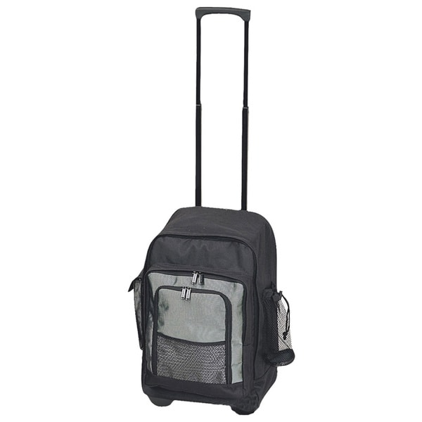 Goodhope The Odyssey 19-inch Rolling Backpack - Free Shipping ...
