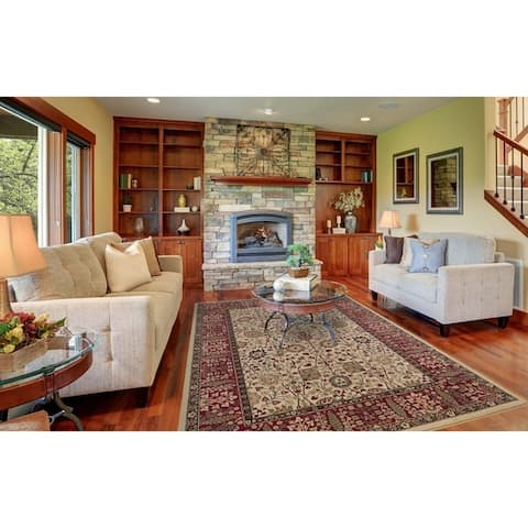 Concord Global Persian Classics Vinca Area Rug