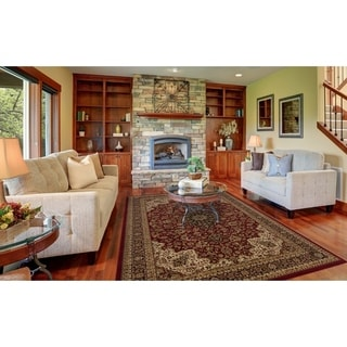 Pristine Collection Melia Polypropylene Rug (6'7 x 9'6)