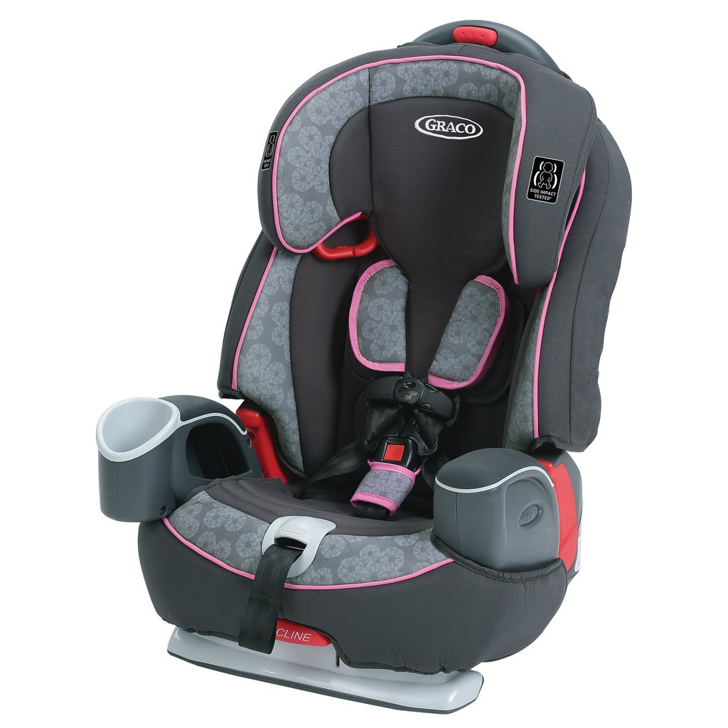Graco Nautilus 65 3-in-1 Harness Booster Car Seat in Sylv...