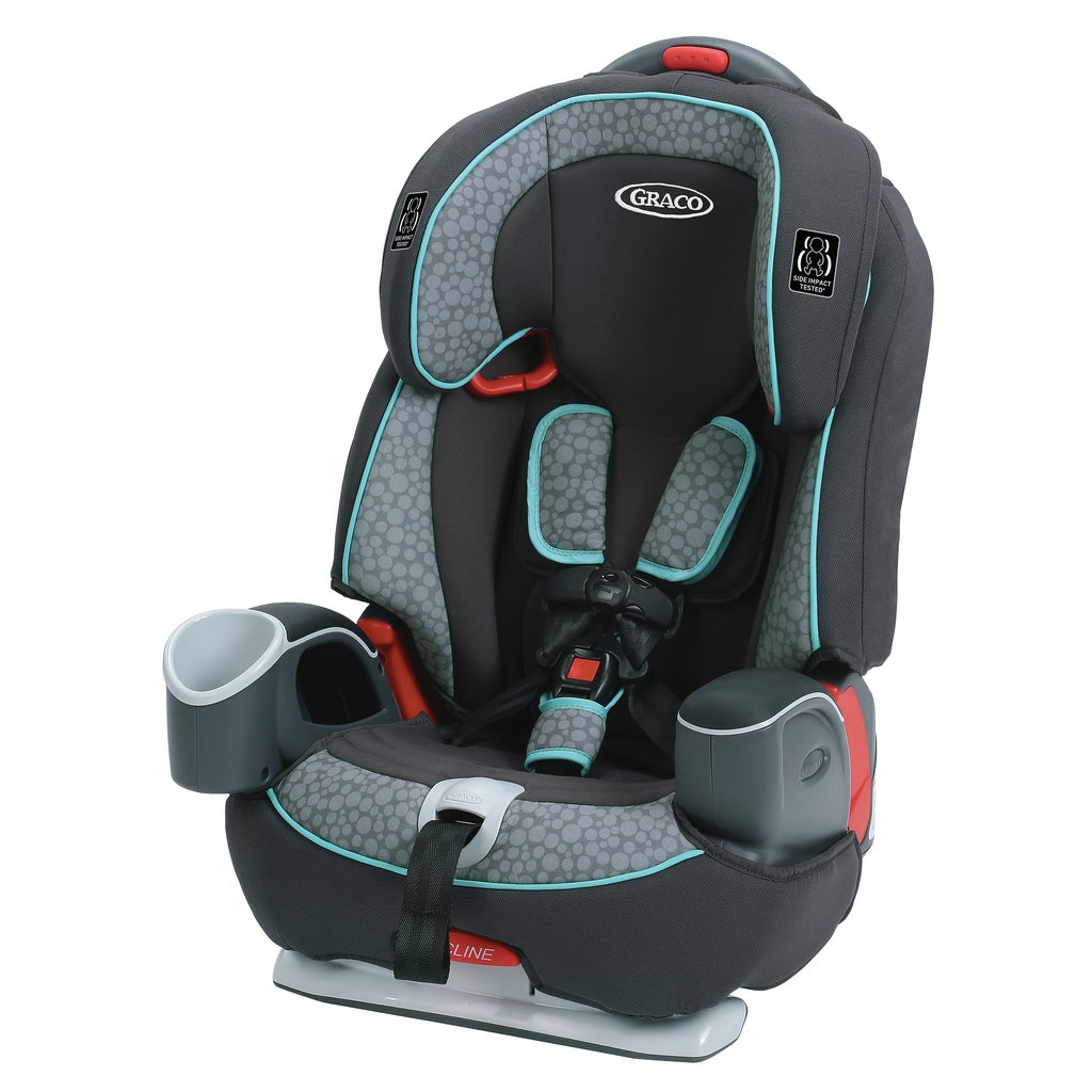 Graco Nautilus 65 3-in-1 Harness Booster Convertible Car ...