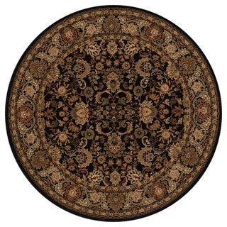 Pristine Collection Malva Polypropylene Rug (7'10 Round)