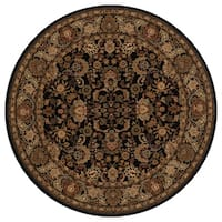 Concord Global Persian Classics Malva  Round Rug - 7'10 x 7'10