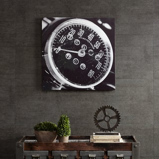 INK+IVY Speedometer Grey MDF Box