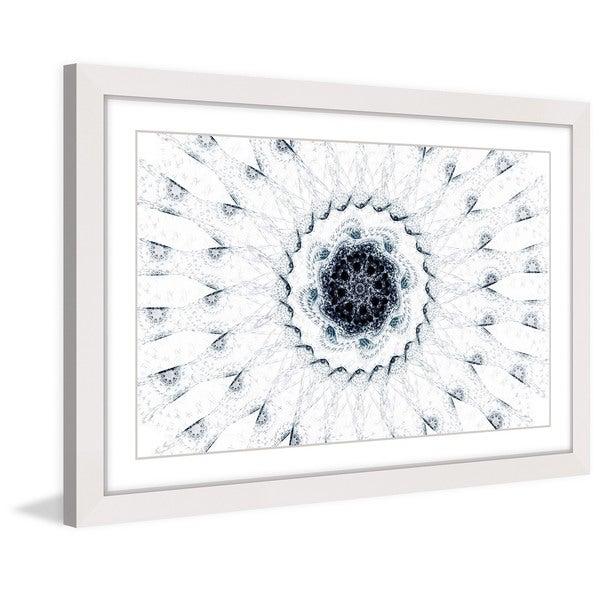 Marmont Hill 'Angel of Innocence' Framed Art Print
