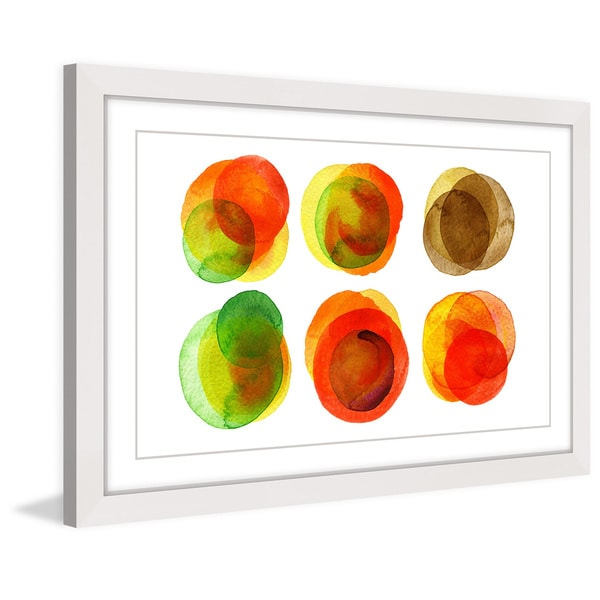 Marmont Hill 'Reincarnations' Framed Art Print