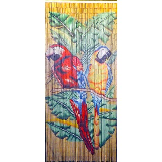Double Parrot Curtain (Vietnam)