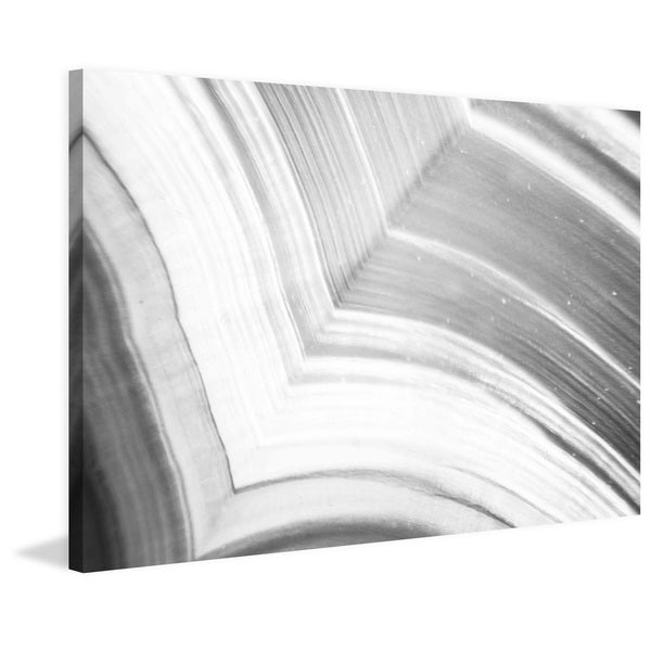 Marmont Hill 'Center Fold' Painting Print on Canvas