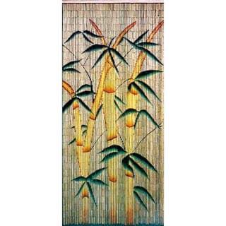 Handmade Bamboo Forest Curtain (Vietnam)