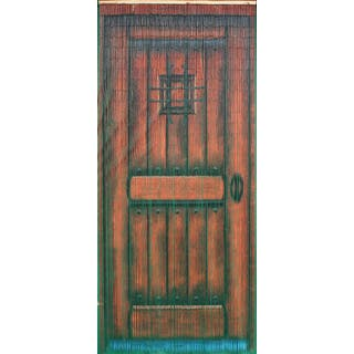 Handmade Brown Wood Door 125 Strands Curtain (Vietnam)|https://ak1.ostkcdn.com/images/products/11908153/P18800761.jpg?impolicy=medium