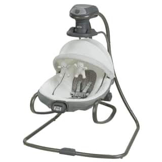 Graco Duet Oasis with Soothe Surround Swing in Davis|https://ak1.ostkcdn.com/images/products/11908178/P18800796.jpg?impolicy=medium