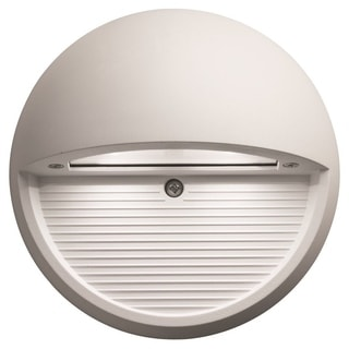 Lithonia Lighting OLSR WH M6 Outdoor LED Round Step Light