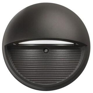 Lithonia Lighting OLSR DDB M6 Outdoor Black Bronze Round LED Step Light