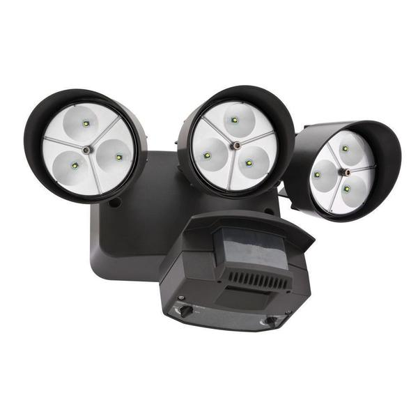 Noma Led Shop Light Review: Shop Lithonia Lighting OFLR 9LN 120 MO BZ M2 LED Outdoor 3