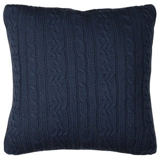 IZOD Cable Knit Decorative Pillow