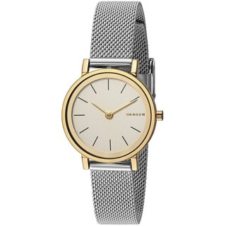 Skagen Women's SKW2445 'Hald' Stainless Steel Watch