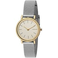 Skagen Women's  'Hald' Stainless Steel Watch