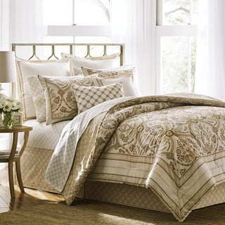 Laura Ashley Almedia Cotton Comforter Set