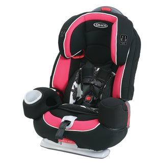 Graco Nautilus 80 Elite 3-in-1 Harness Booster Car Seat in Azalea
