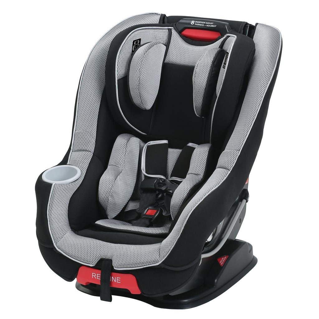 Graco Size4Me 65 Convertible Car Seat in Matrix with Rapi...