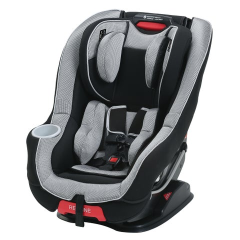 Graco Size4Me 65 Convertible Car Seat in Matrix with Rapid Remove