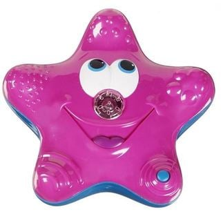 Munchkin Pink Fountain Star Bath Toy