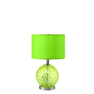 Lime Green Table Lamp (2 Lamps Per Box)
