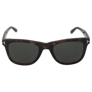 Tom Ford FT0336 Leo 56R - Classic Havana Polarized