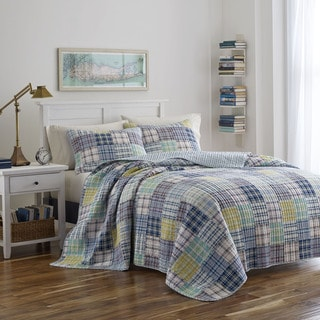 Poppy and Fritz Blair Reversible Cotton Quilt Set