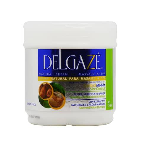 BOE Delgaze 16-ounce Thermoactive Massage and Spa Cream