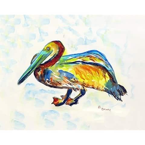 Gertrude Pelican A Place Mat (Set of 4)