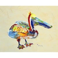 Heathcliff Pelican B Place Mat (Set of 4)