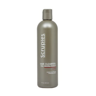 Scruples Hair Clarifier 12-ounce Deep Cleansing Shampoo