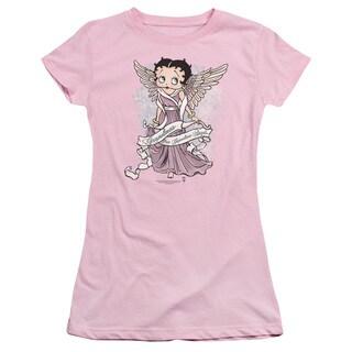Boop/Grandma Guardian Angel Junior Sheer in Pink