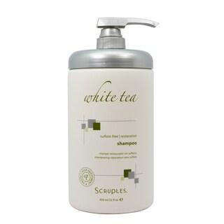 Scruples White Tea 32-ounce Sulfate-free Restorative Shampoo