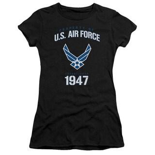 Air Force/Property Of Junior Sheer in Black
