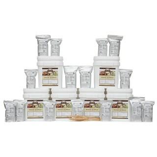 Valley Food Storage 3-month Premium Food Supply Kit