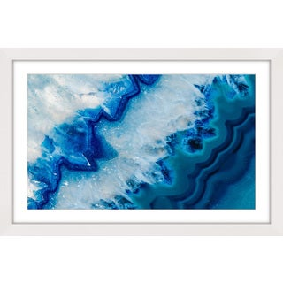 Marmont Hill 'Crystalization' Framed Art Print