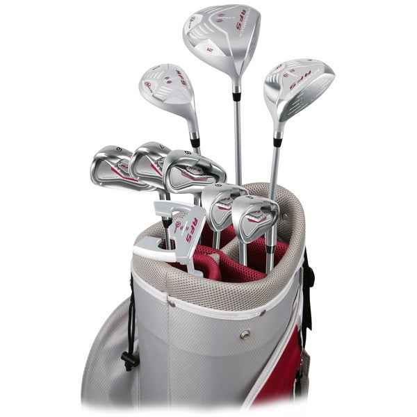 Nextt Golf AFS Aftershock Womens Right Hand Package set Cart Bag