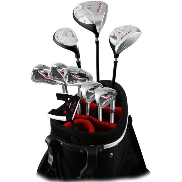 Nextt Golf AFS Aftershock Mens Left Hand Package set Stand Bag