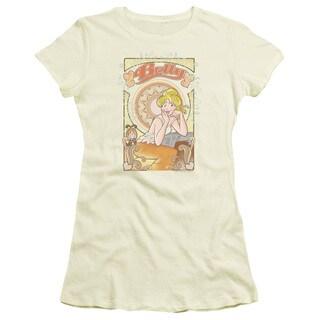 Archie Comics/Art Nouveau Beauty Junior Sheer in Cream