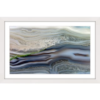 Marmont Hill 'Crustations' Framed Art Print