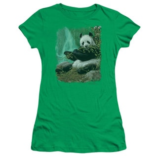Wildlife/Citizen Of Heaven On Earth Junior Sheer in Kelly Green