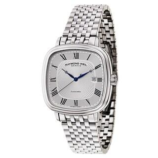 Raymond Weil Men's Silvertone Stainless Steel Watch