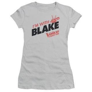 Voice/With Blake Junior Sheer in Silver